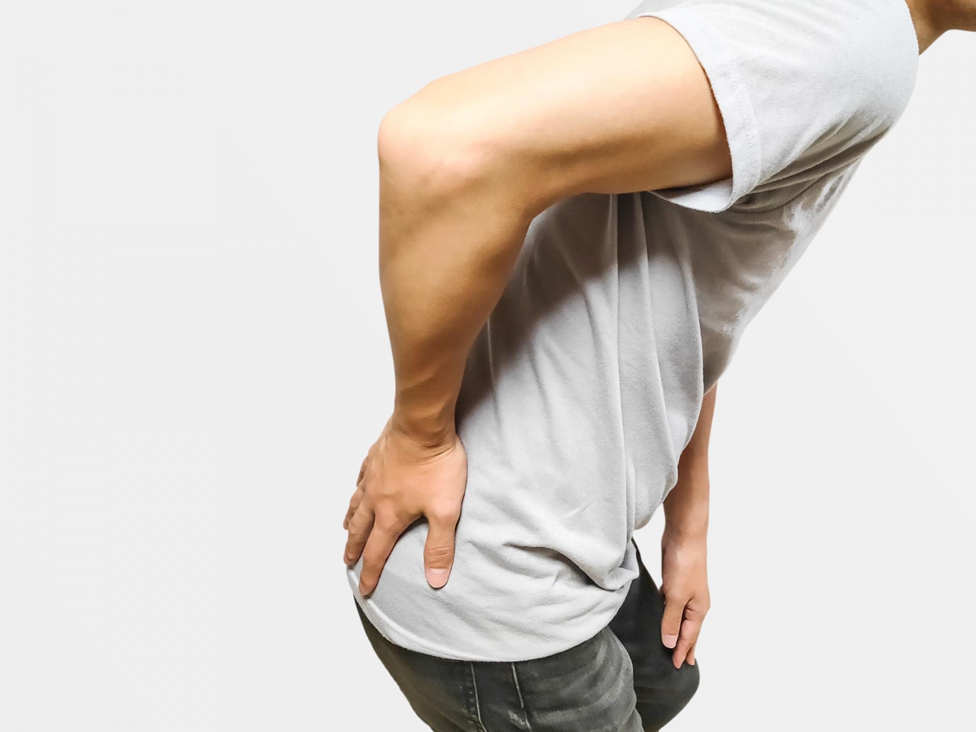 【ランニング障害】〜坐骨神経痛〜